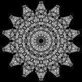 Ornamental Line Pattern