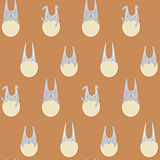 Little Rabbits Pattern