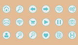 Web Site and Internet Icons Pack