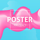 Colorful Poster Abstract