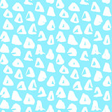 Trendy Triangle Seamless Pattern