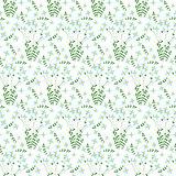 Seamless bluet pattern