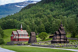 Borgund Stave Church complex