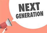 Megaphone Next Generation