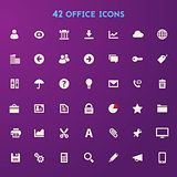 Big UI, UX and Office icon set