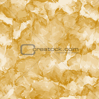Paint Brush Strokes Seamless Pattern Background Vector Illustrat