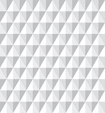 Seamless 3d geometric diamonds pattern.