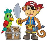 Pirate monkey topic 1
