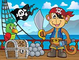 Pirate monkey topic 2