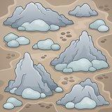 Rocks thematic image 1