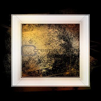frame grunge