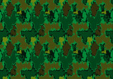 Army Repetitive Texture