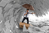 Navigate the storm of bureaucracy