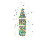 bottle Abstract soda