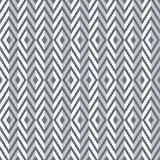 Seamless diamonds and zigzag pattern.