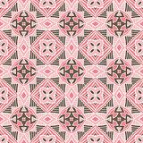 abstract geometric tiles bohemian