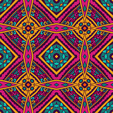 seamless vector colorful Geometric print