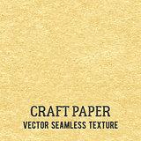 Craft paper seamless vector texture