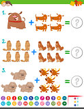 addition maths activity