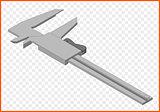calipers vector eps Illustration