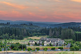 New Housing Development in Happy Valley Oregon