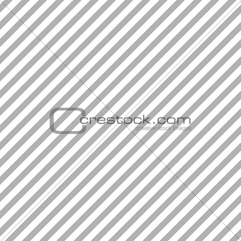 Grey diagonal stripes seamless pattern