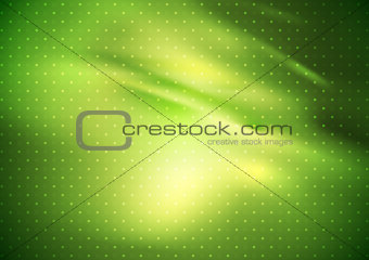 Abstract green gradient smooth vector background