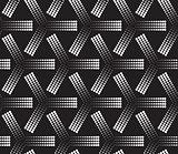 Seamless halftone pattern