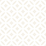 Vector Seamless Subtle Geometric Lines Pattern. Abstract Geometric Background Design