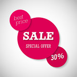 Sale Special Offer Banner.