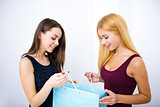 Creative concept for female shopping