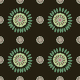 Ethnic Colorful pattern backgrounds.