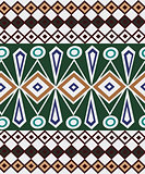 Ethnic Abstract bright pattern background