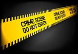 Crime Scene Line