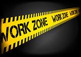 Work Zone Line