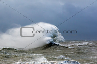 Wave Face