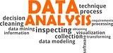 word cloud - data analysis