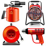 Vector Thermal Power Tools