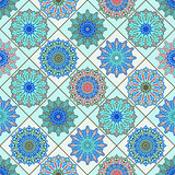 Vector  Seamless Moroccan Pattern