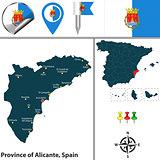 Province of Alicante, Spain