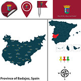 Province of Badajoz, Spain