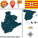 Province of Barcelona, Spain
