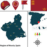 Region of Murcia, Spain