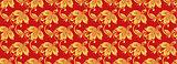 Hohloma seamless pattern, russian classic decor
