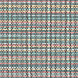 Knitted wool pattern, knitwear design