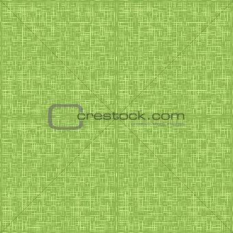 Greenery sack fabric textile, seamless texture
