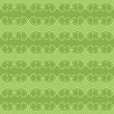 Greenery seamless pattern background vector