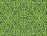 Greenery eco swirl seamless pattern texture vector