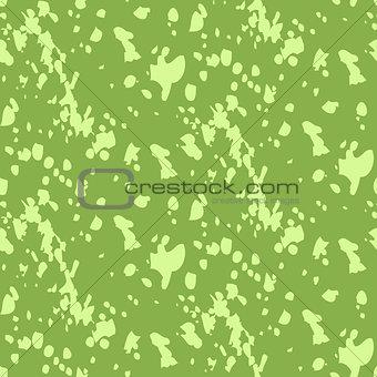 Greenery spots, seamless pattern background