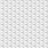 White geometric 3d texture.